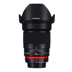 Samyang 35mm f/1.4 (Montura para Canon) 1
