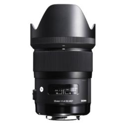 Sigma 35mm f/1.4 (Montura para Canon) 1
