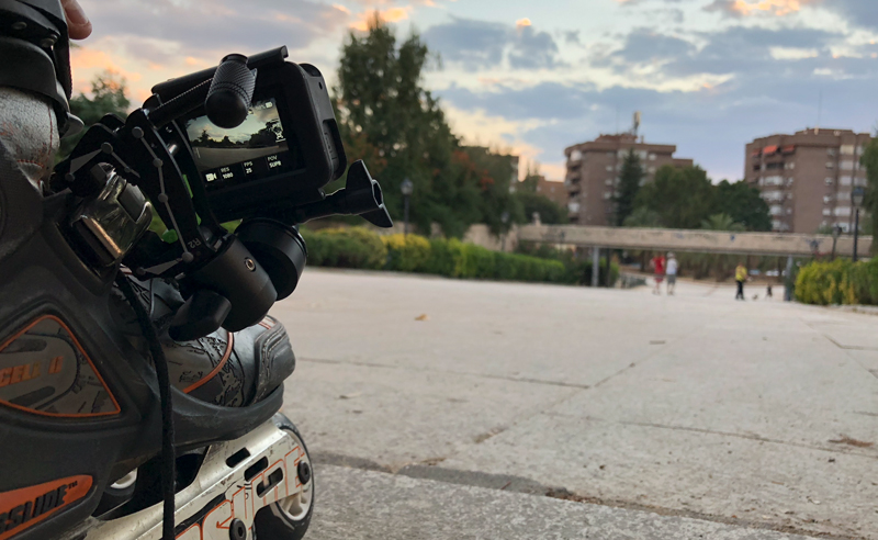 clampod-takeway-r1-rollerblade-gopro