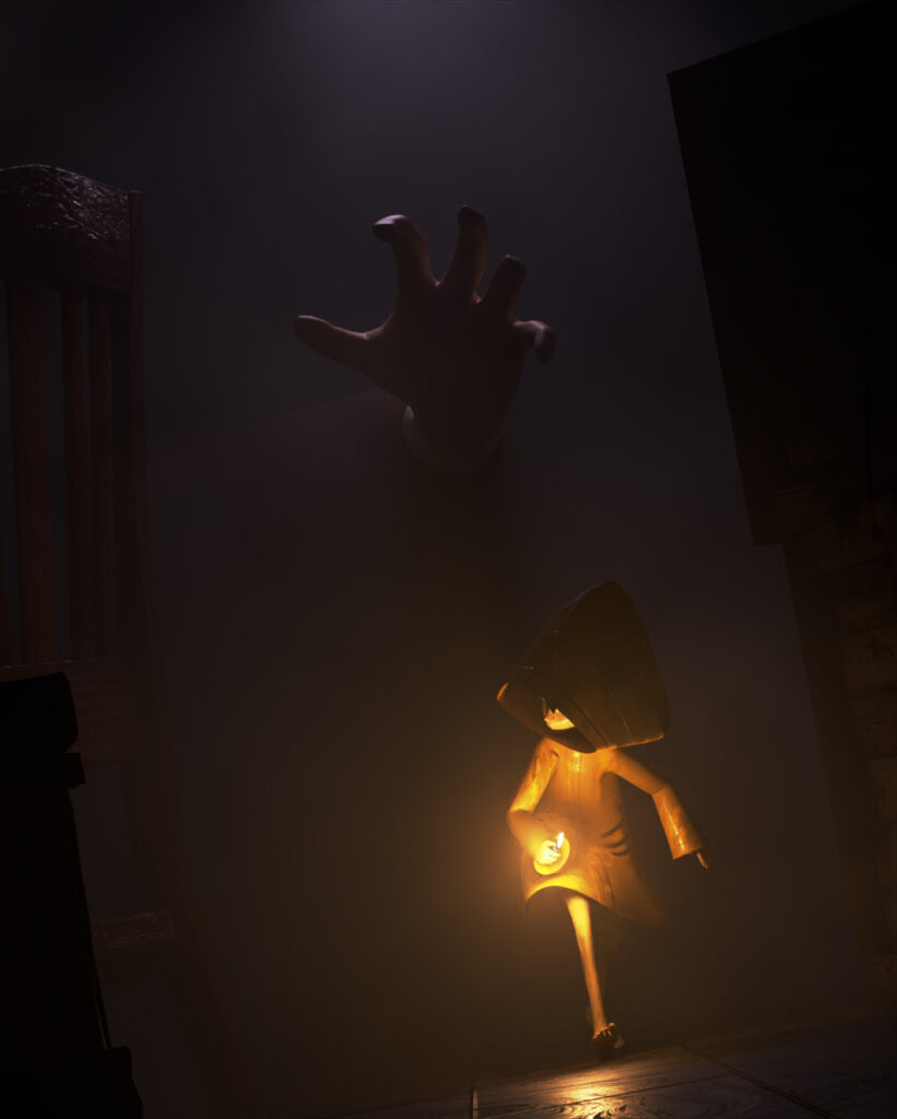 Creando un fanart 3D de Little Nightmares 4