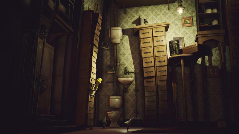 Creando un fanart 3D de Little Nightmares 2