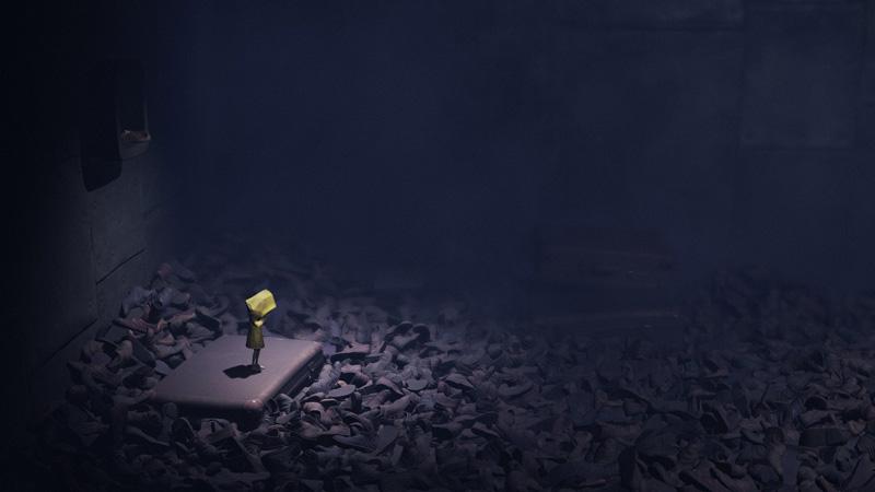 Creando un fanart 3D de Little Nightmares 3