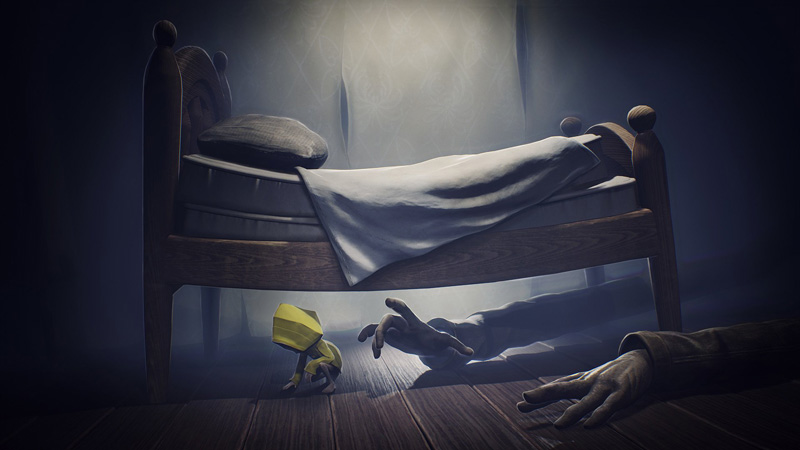 Creando un fanart 3D de Little Nightmares 1